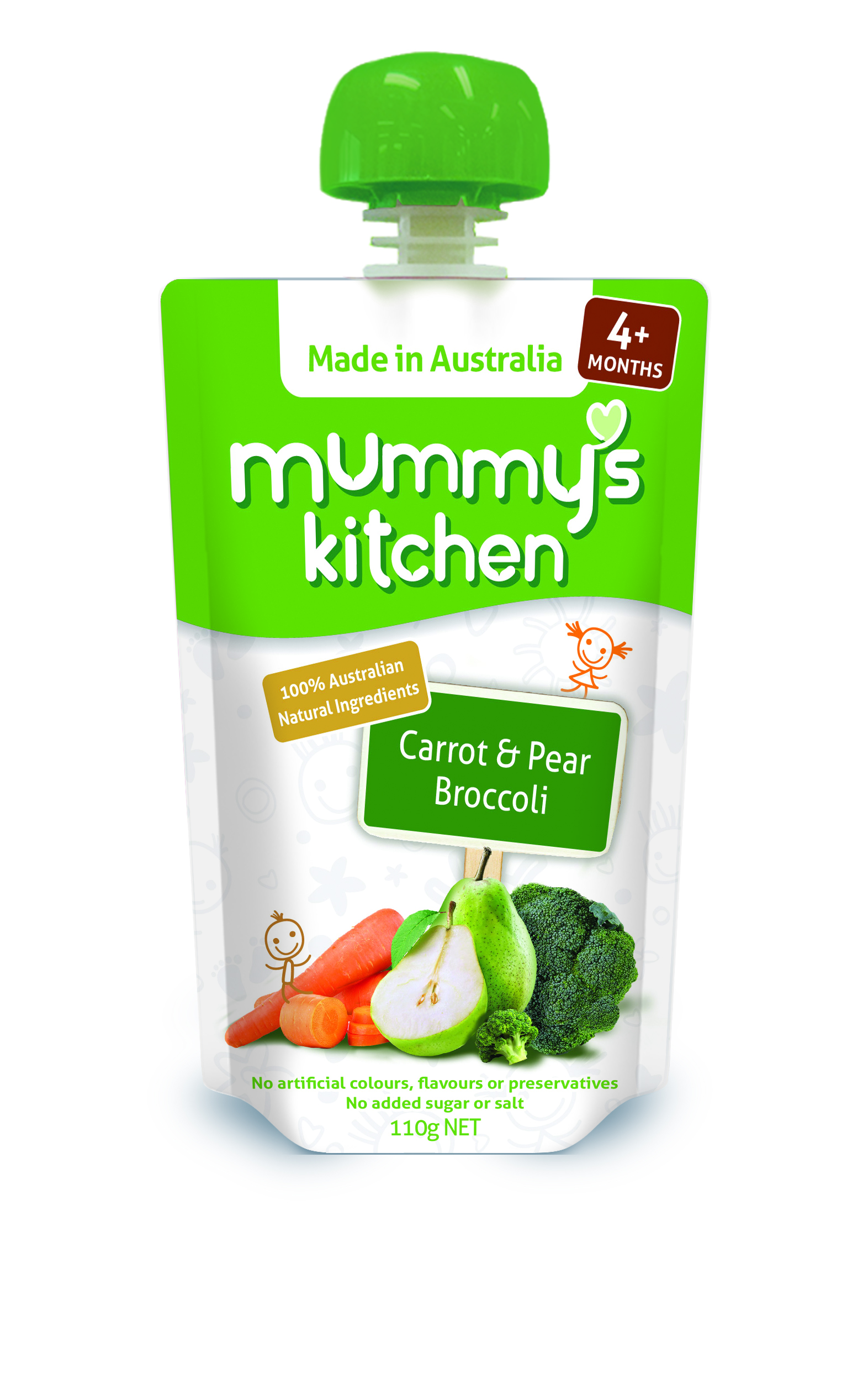24937 Mummy'sK 4M Carrot AppleBroccoil-3D-1