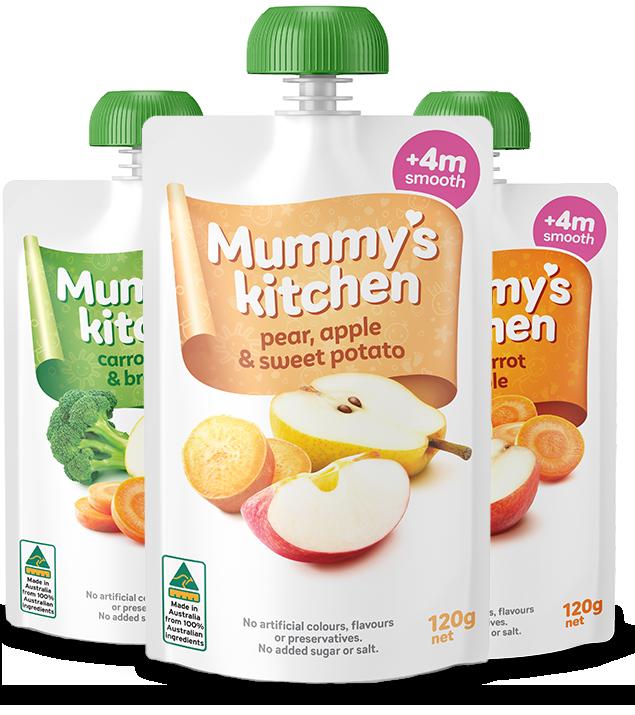 Mummy's Kitchen 3 pack