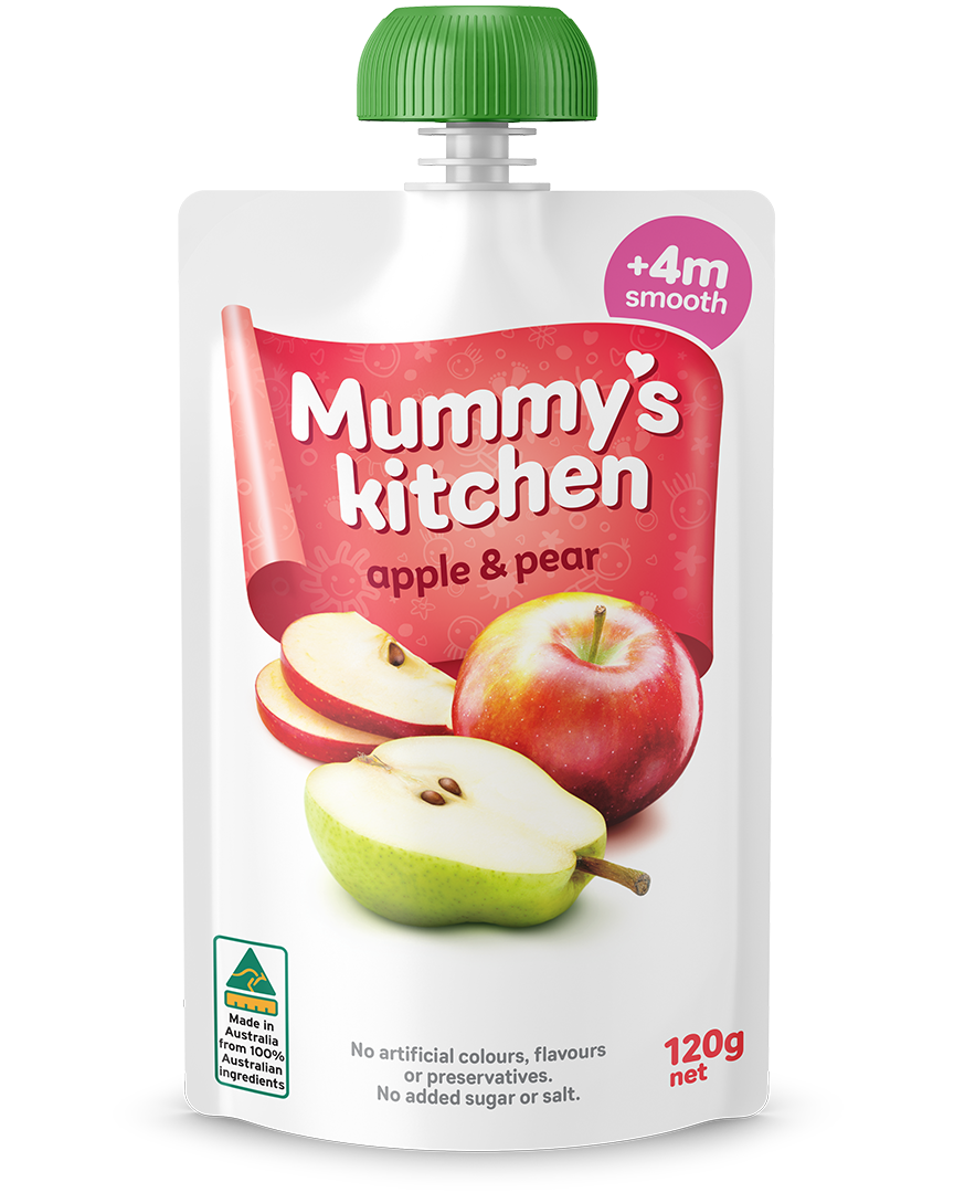 Mummy's Kitchen Apple and Pear